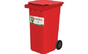 wheeldons 240 wheelie bin