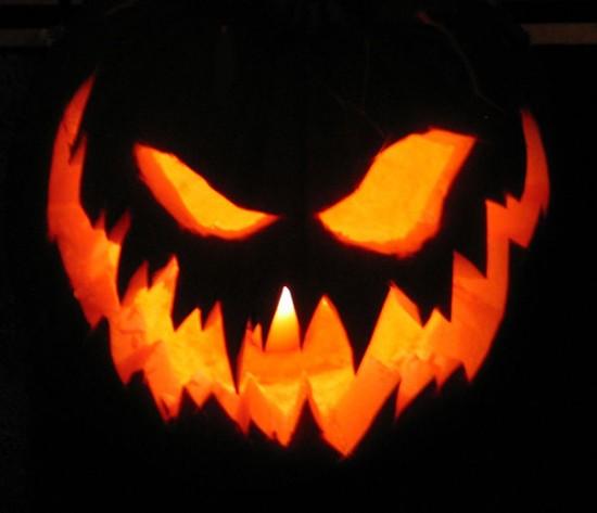 horror pumpkin